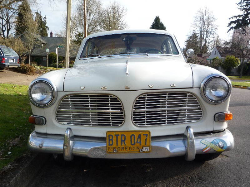 Curbside Classic: 1965 Volvo 122S Amazon - The Truth About Cars