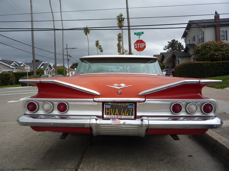 Curbside Classic Ca Vacation Edition Chevrolet Impala The