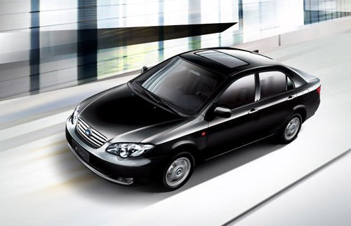 Made in Egypt: BYD F3. Picture courtesy chinacarfans.com