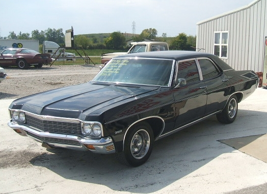 Curbside Classic: The Best Big Car Of Its Time: 1970 Chevrolet