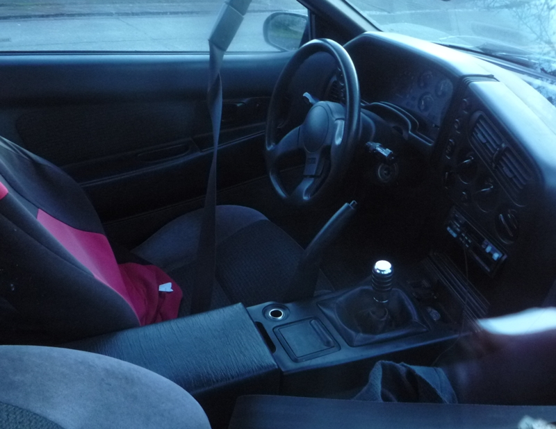 Curbside Classic: 1992 Mitsubishi Eclipse - The Truth About Cars