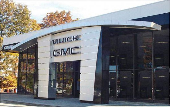 The new look of Buick-GMC dealers