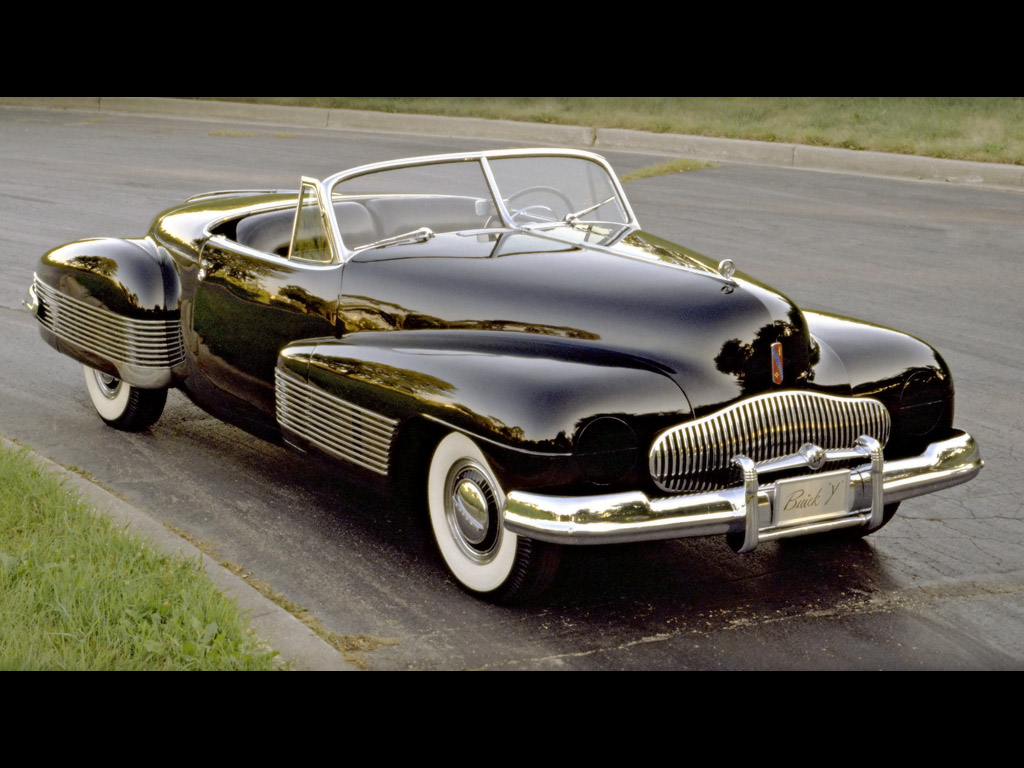 Earl used the Buick brand to