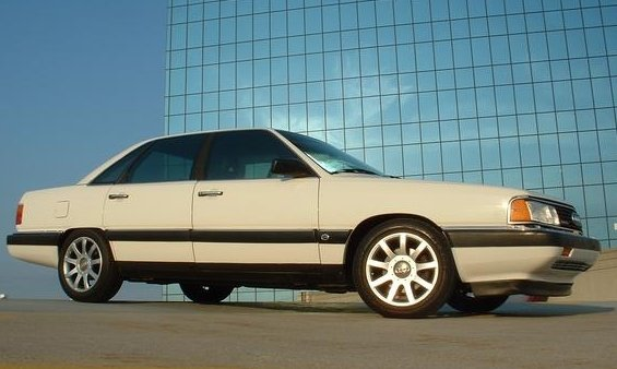 The Best Of Ttac The Audi 5000 Intended Unintended Acceleration