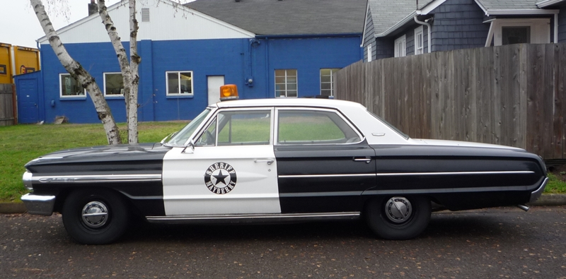 Old Cop Car Archives The Truth About Cars