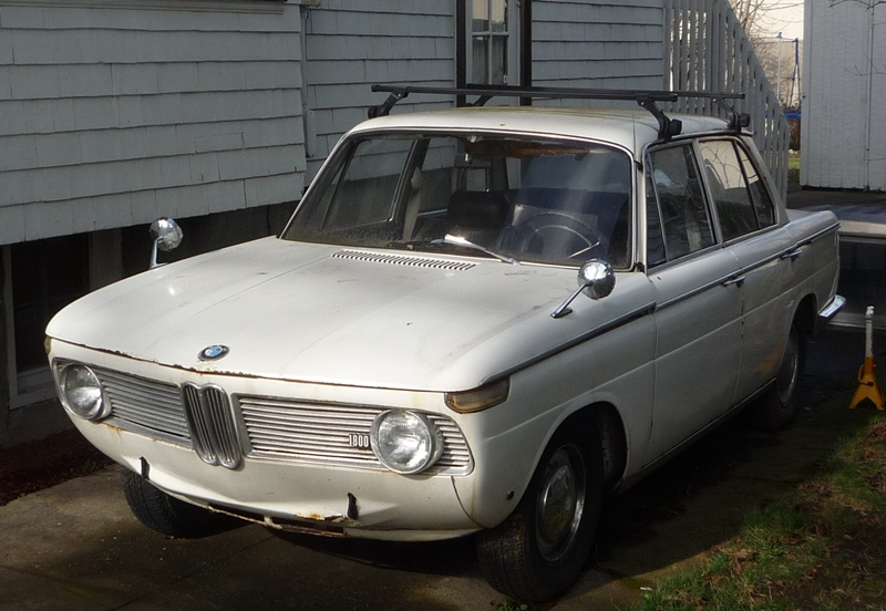 Curbside Classic: 1964 BMW 1800 - The Truth About Cars