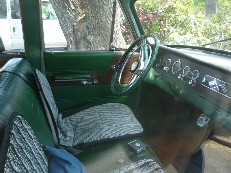 curbside classic 1967 checker marathon the truth about cars. Black Bedroom Furniture Sets. Home Design Ideas