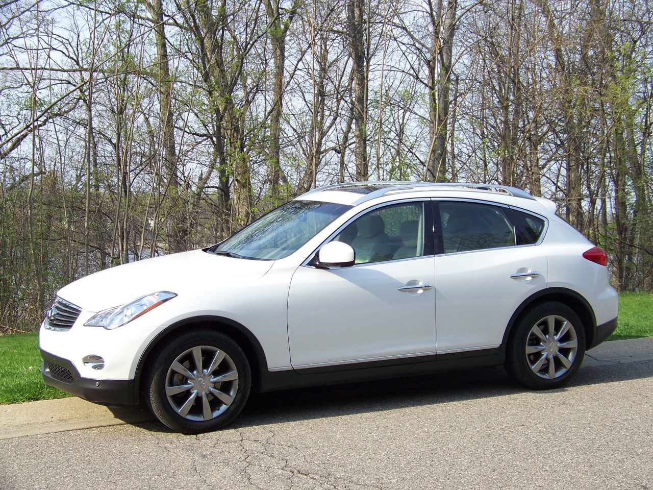 Review: 2010 Infiniti EX35 - The Truth About Cars