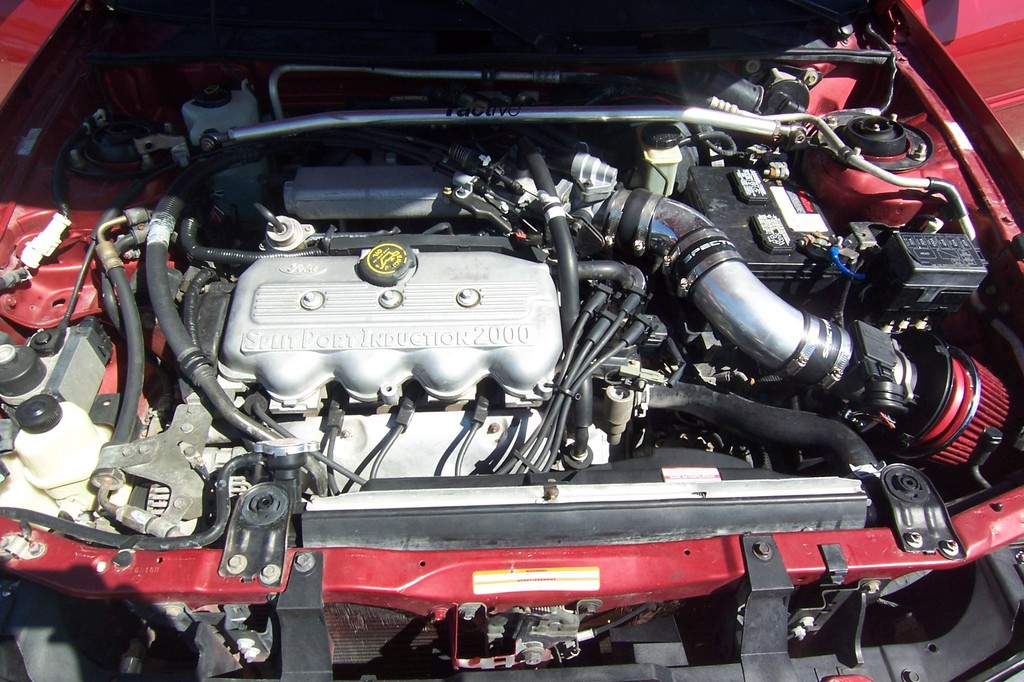 Engine Swaps Ford Escort Owners