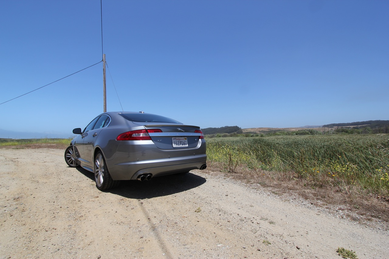 Review 2010 Jaguar Xfr The Truth About Cars 2005 Xj8 Problems While Beating Bushes At Over A 2011 Xj Test Car I Was Given Opportunity To Sample That Had Been Bit Low On My