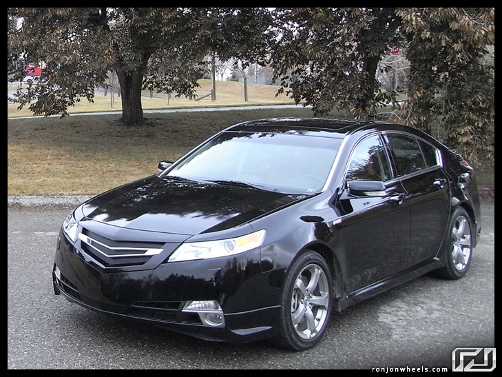 How Do You Fix An Acura TLs Looks The Truth About Cars - Acura tl upgrades
