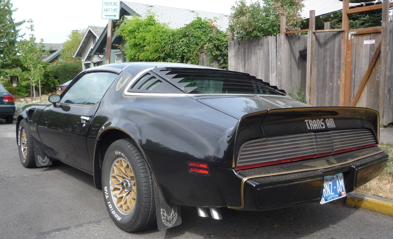 Curbside Classic 1979 Pontiac Firebird Trans Am The Truth About Cars