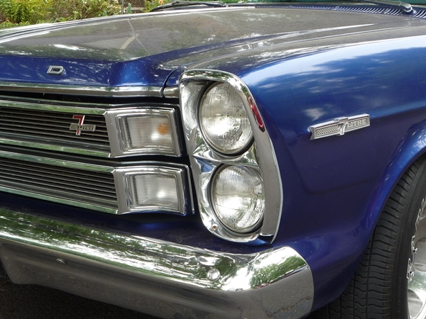 Curbside Classic 1966 Ford Galaxie 500 7 Litre The Truth About Cars