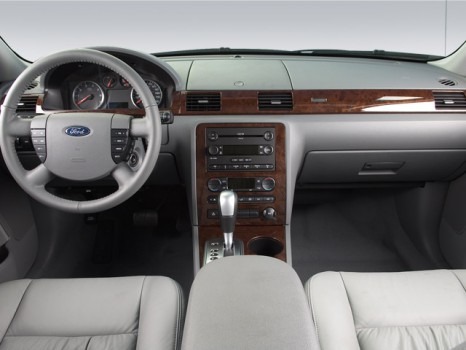 capsule review: 2006 ford five hundred sel cvt - the truth about cars