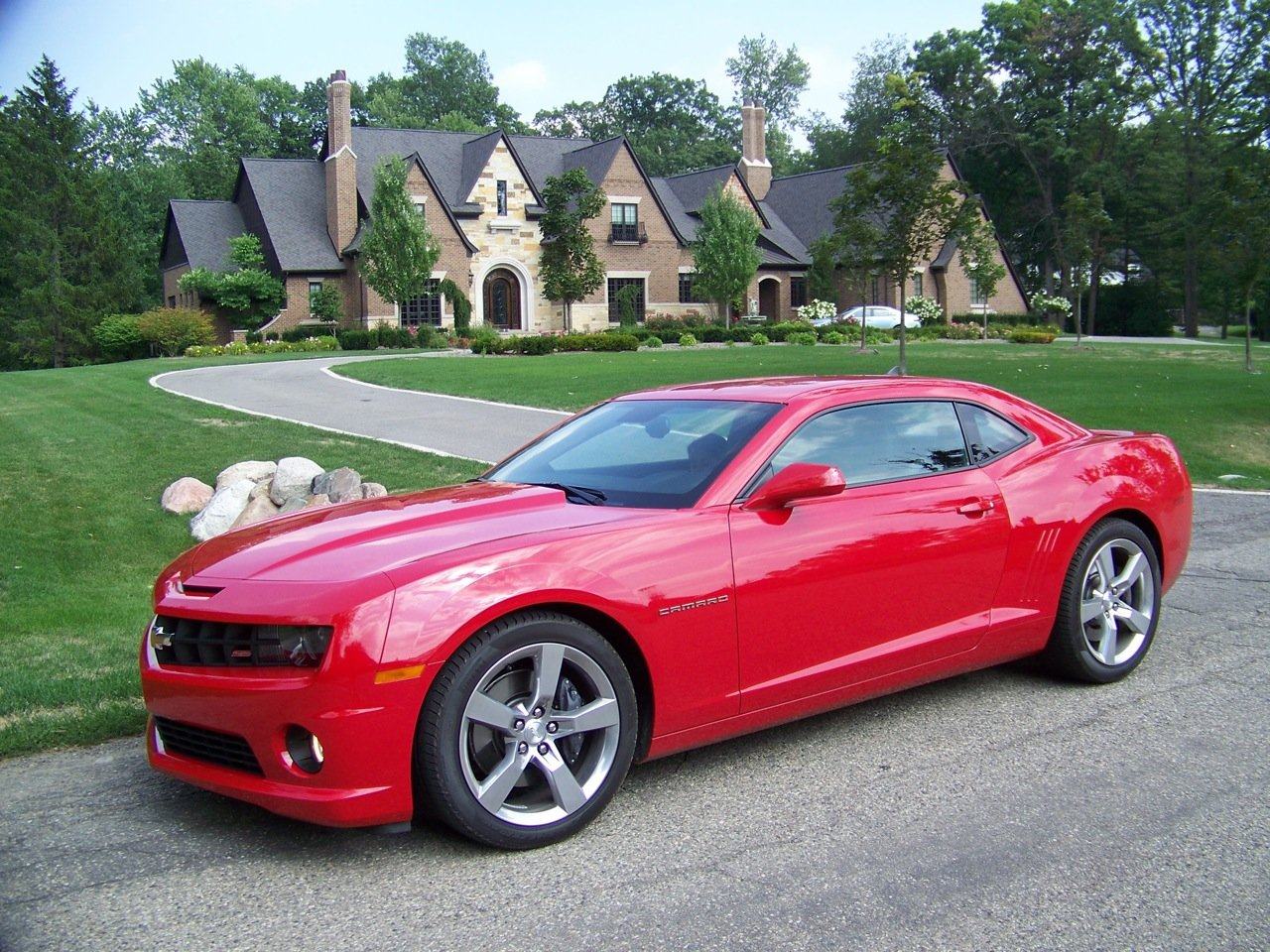 Chevrolet camaro chevrolet 2010 : Review: 2010 Chevrolet Camaro SS - The Truth About Cars