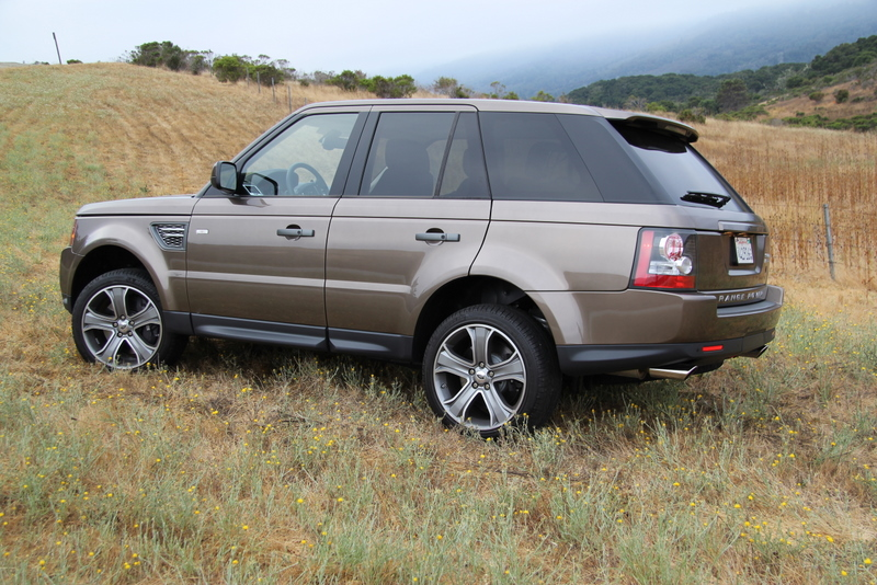 review 2010 range rover sport supercharged the truth. Black Bedroom Furniture Sets. Home Design Ideas