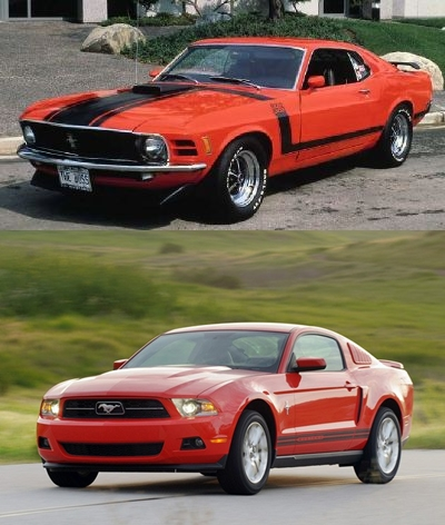1970 mustang boss 302 vs 2011 mustang v6 and the winner is the truth about cars. Black Bedroom Furniture Sets. Home Design Ideas