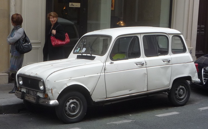 Le Curbside Classic: Renault R4 - The Truth About Cars