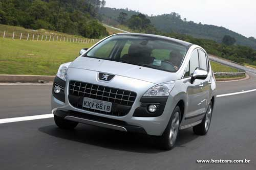 Peugeot 3008 Do Brasil  Surprising And Delighting Its