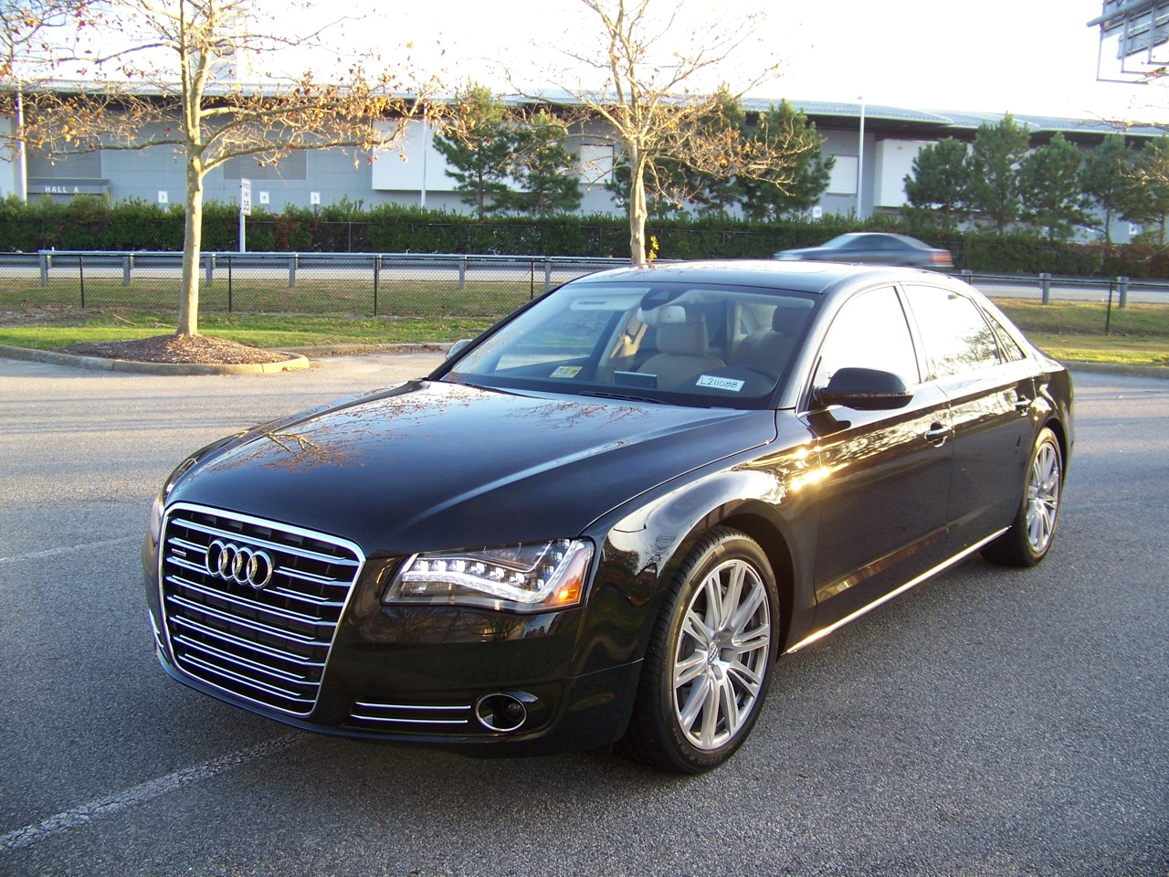Review Audi A L FSI The Truth About Cars - Checkered flag audi
