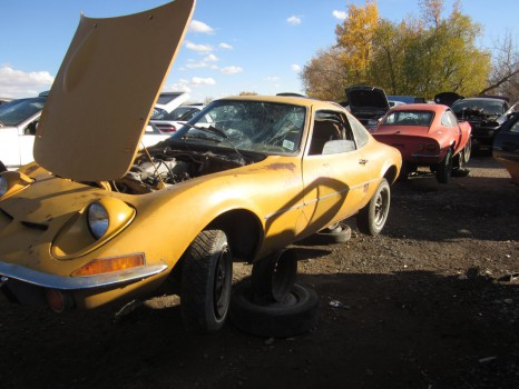 Opel Gts Take Shortcut From Project Car Purgatory To Junkyard The Truth About Cars