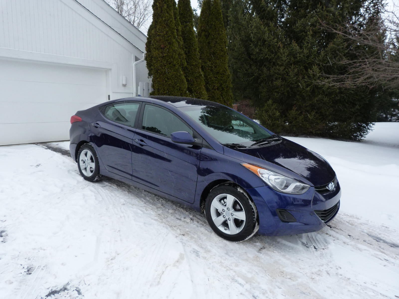 Review: 2011 Hyundai Elantra - The Truth About Cars