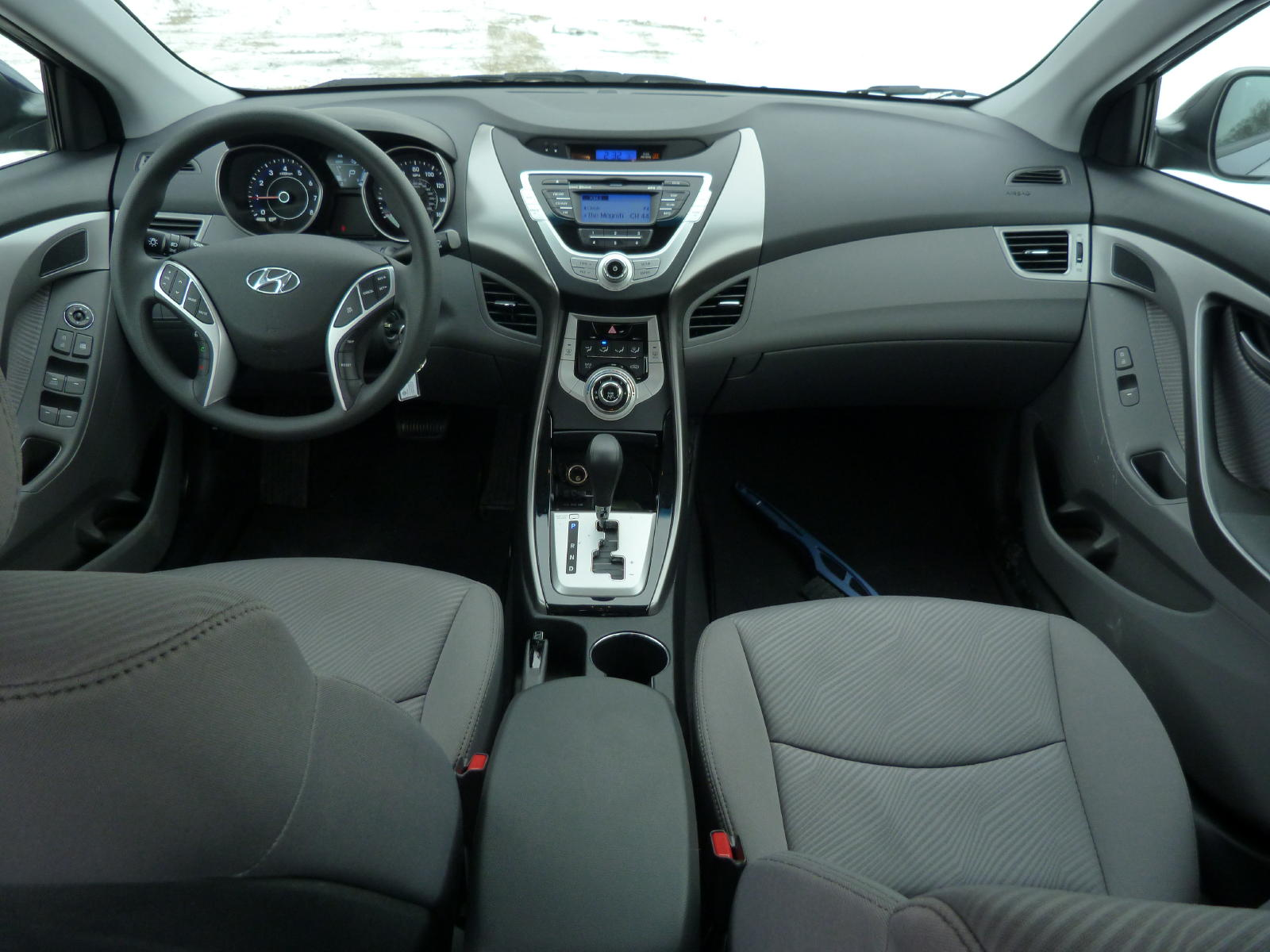 review 2011 hyundai elantra the truth about cars. Black Bedroom Furniture Sets. Home Design Ideas