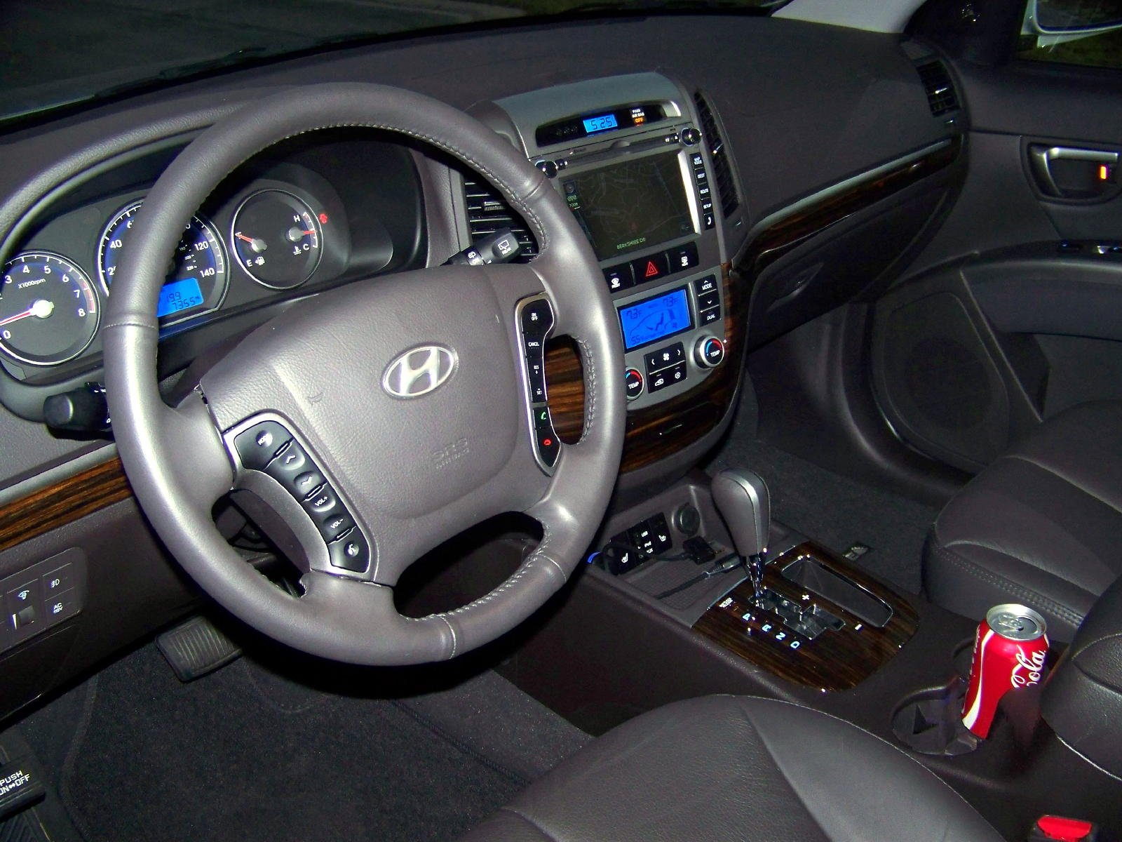 Review 2010 Hyundai Santa Fe The Truth About Cars