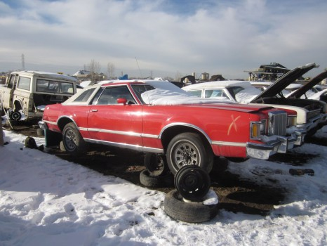 Junkyard find 1978 mercury cougar the truth about cars the cougar publicscrutiny Image collections