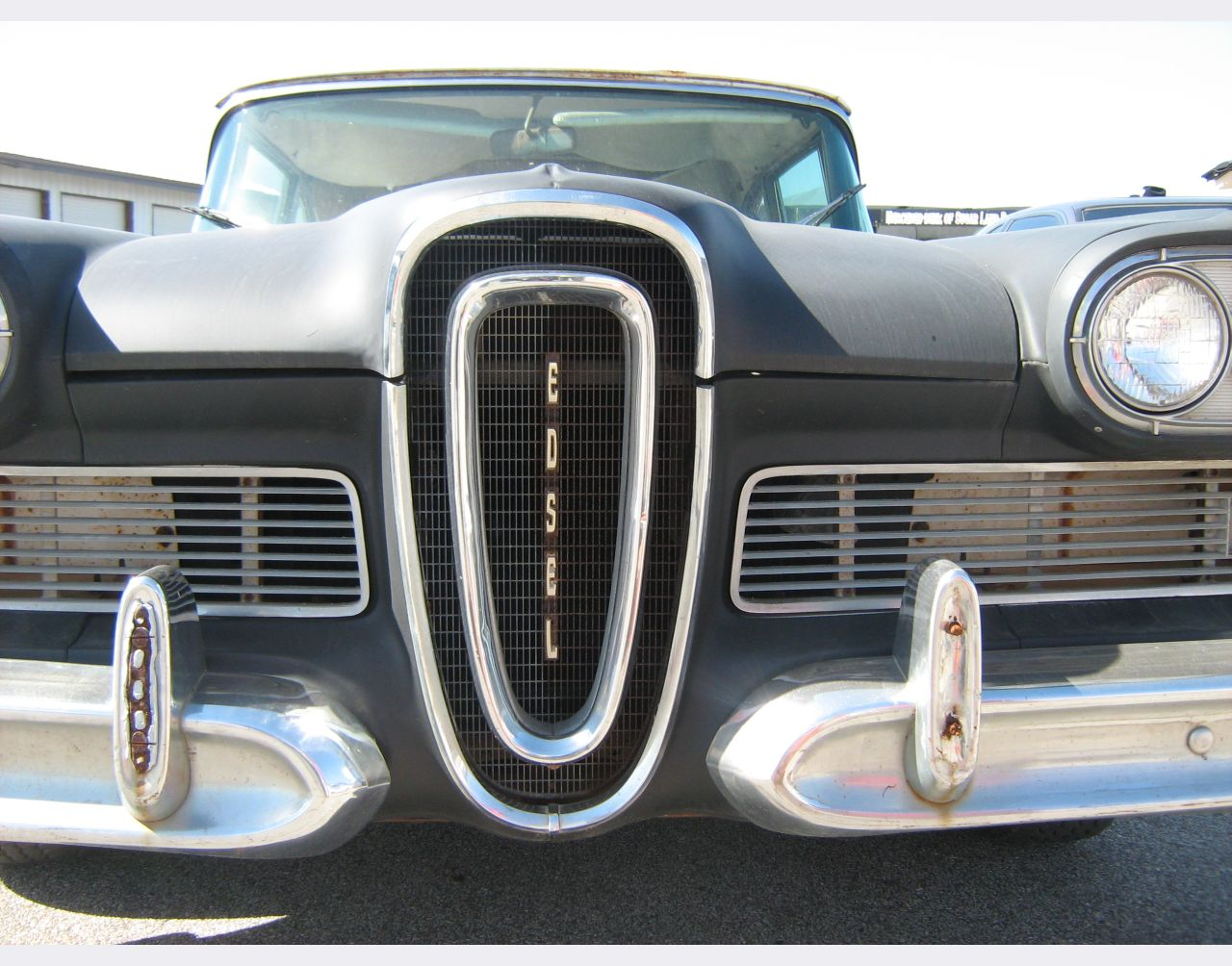 Edsel Archives The Truth About Cars