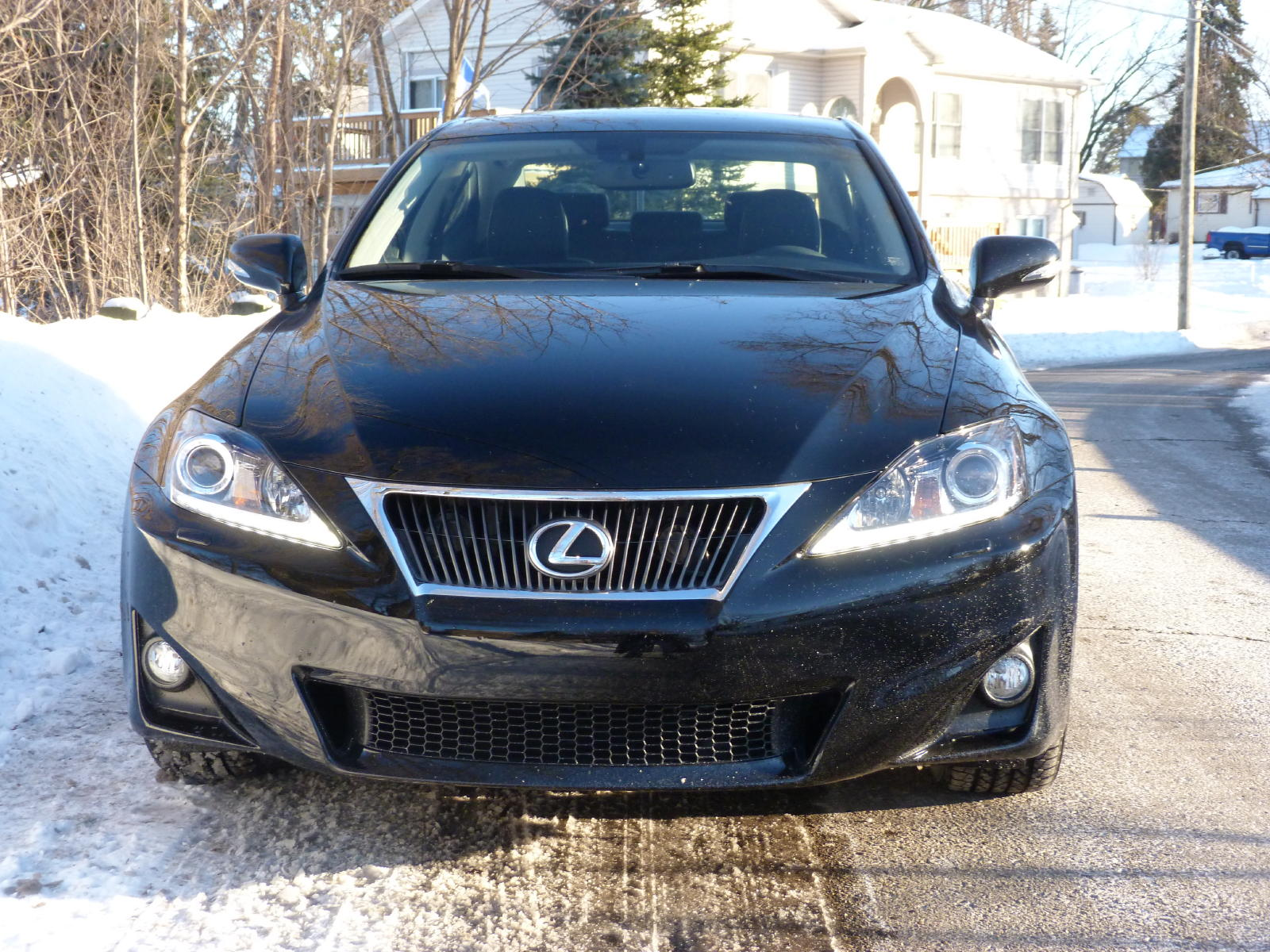 2011 lexus is 250 reliability