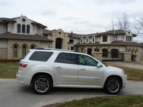 Review 2011 Gmc Acadia Denali The Truth About Cars
