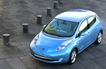 Nissan Leaf. Picture courtesy of www.autowp.ru