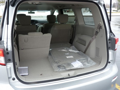 Review 2011 nissan quest for Should i buy a toyota sienna or honda odyssey
