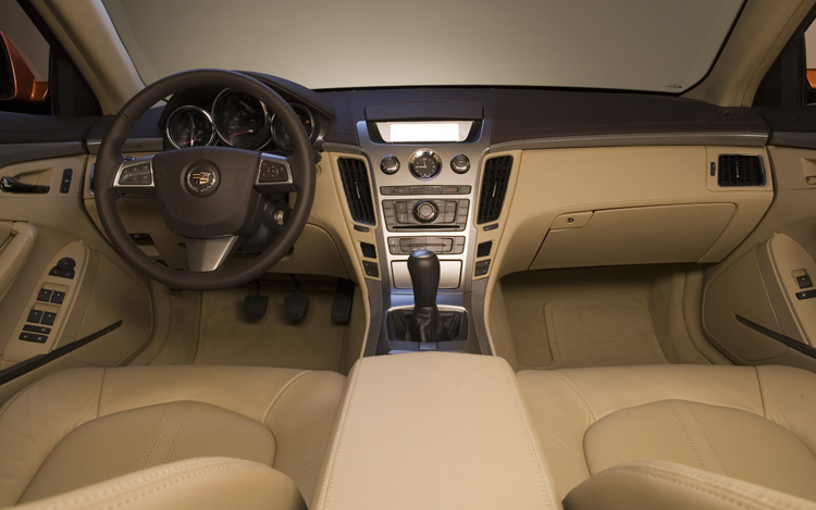 Cadillac Cts 3 6 Loses Manual Transmission For 2012 The