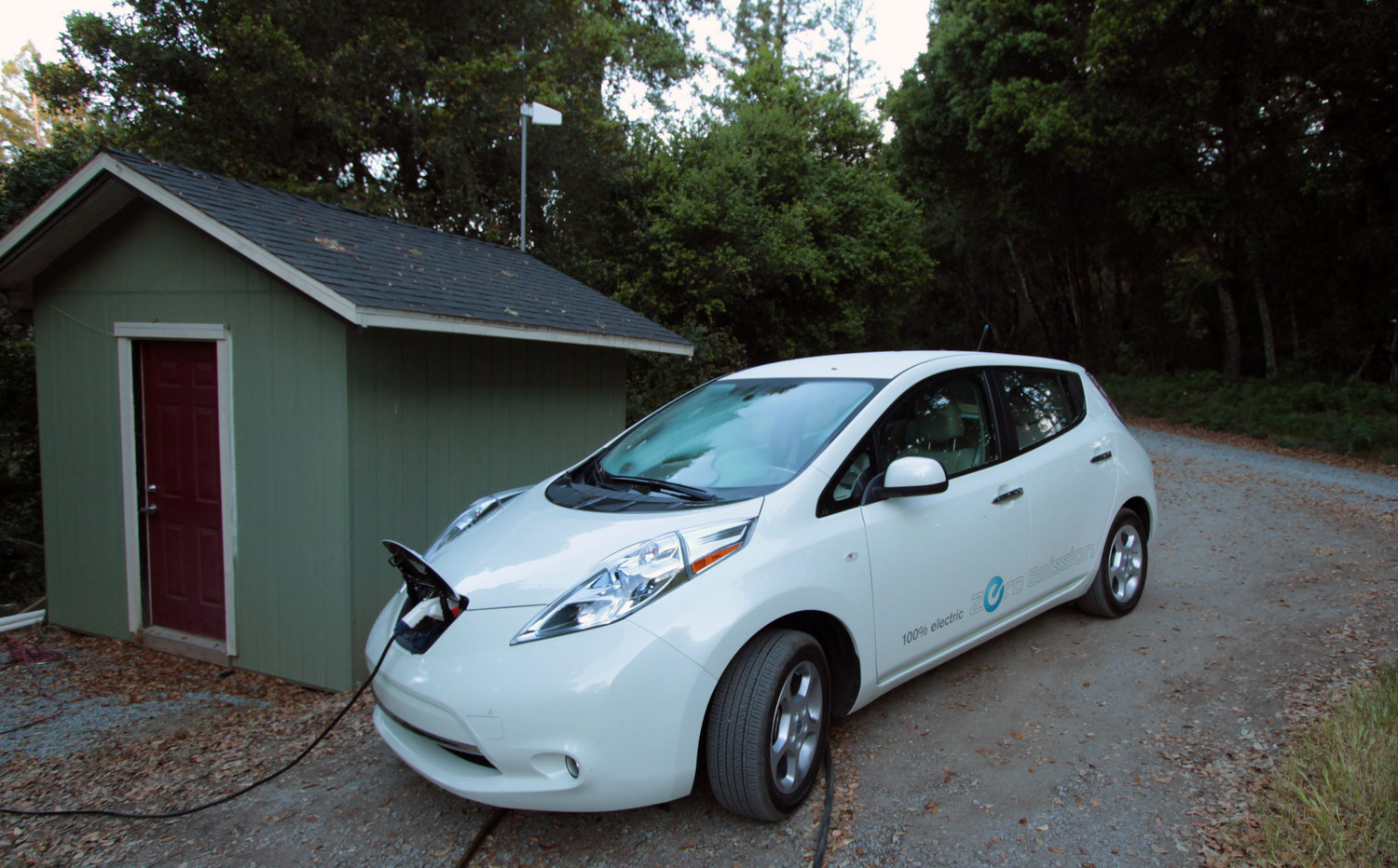 Superb Related. Review: 2011 Nissan Leaf: ...