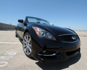 Review: 2011 Infiniti G37 Convertible Limited Edition