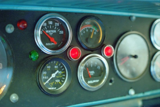 1965 Impala Hell Project Part 6 Gauges Switches Buttons
