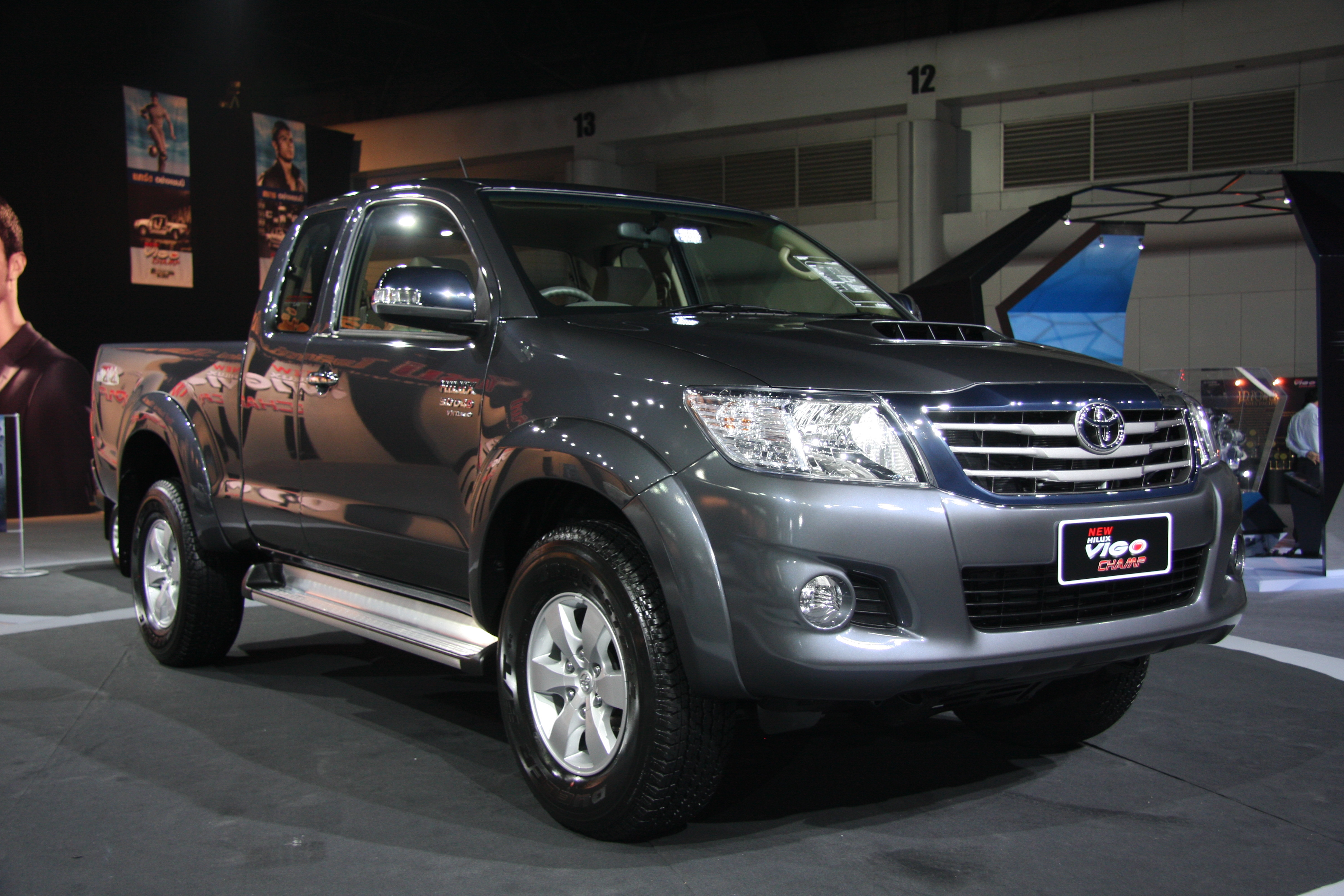 Launch Report Toyota HiLux and Fortuner  The Truth About Cars