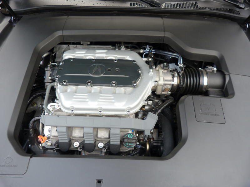 Review: 2012 Acura TL SH-AWD 6MT - The Truth About Cars