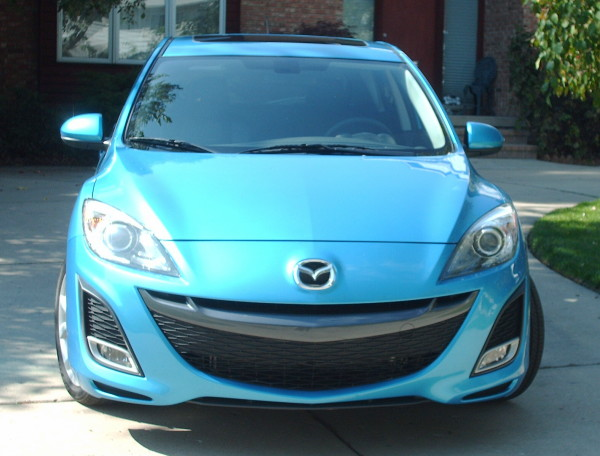 Mazda Provided The Vehicle And Insurance For This Review.