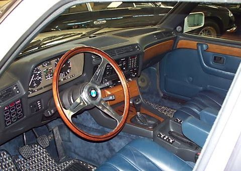 Capsule Review 1984 Bmw 733i 5 Speed The Truth About Cars