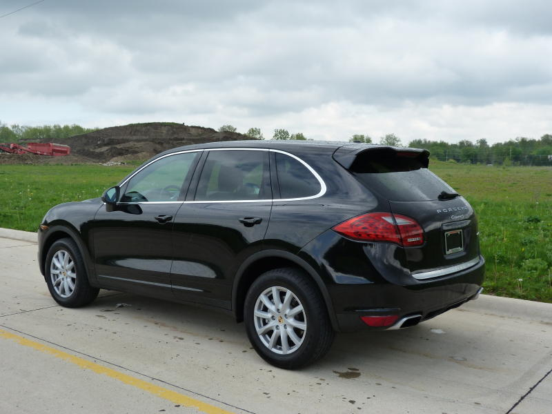 Review: 2011 Porsche Cayenne S - The Truth About Cars