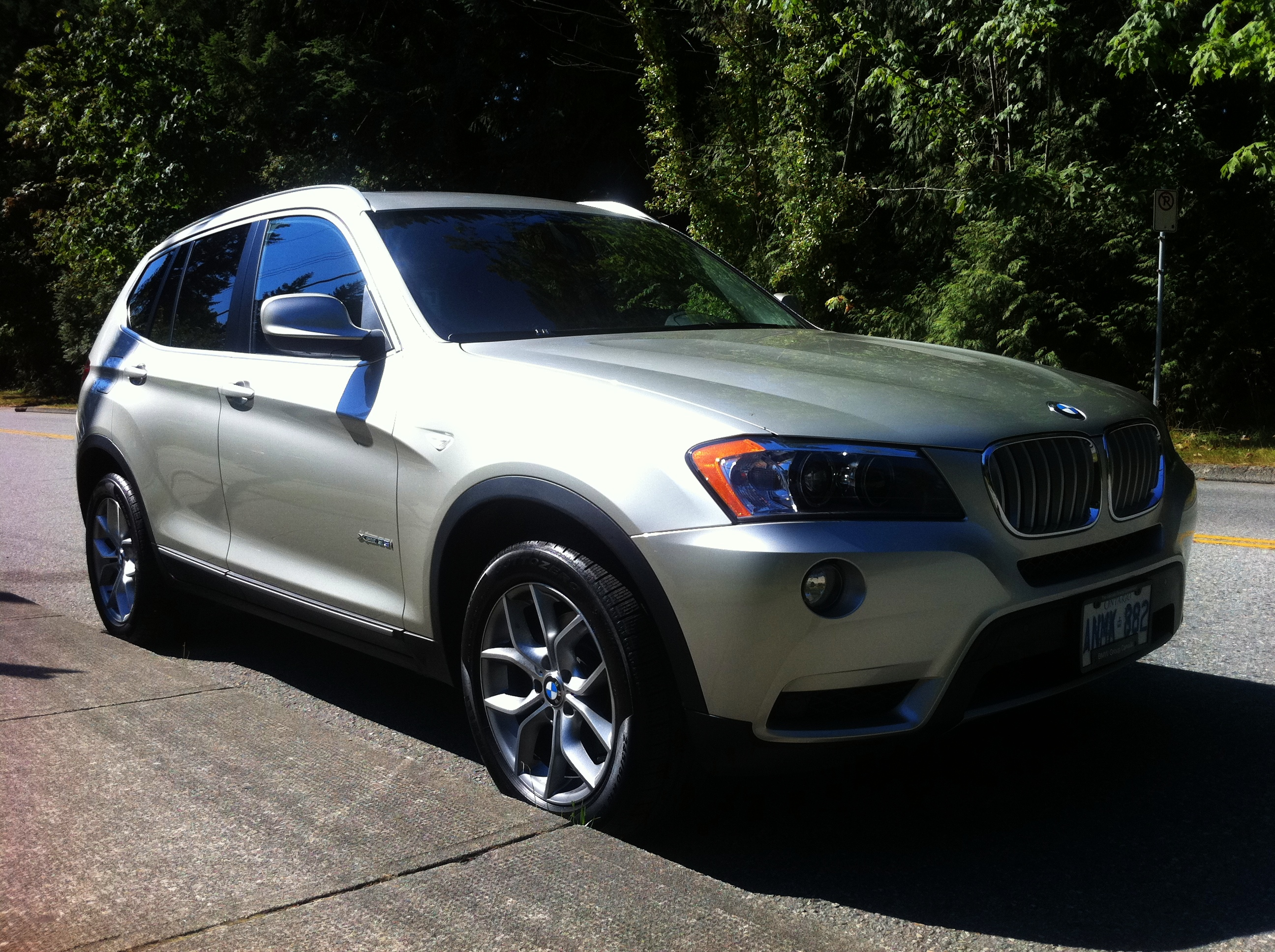 Review: 2011 BMW X3 xDrive35i - The Truth About Cars