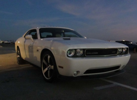 Review: 2012 Dodge Challenger SRT8 392 - The Truth About Cars