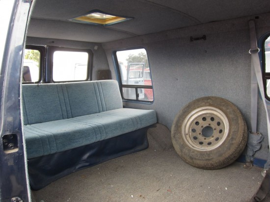 Junkyard Find Customized 1971 Ford Econoline The Truth