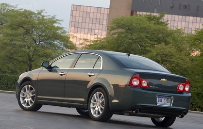 Review 2012 Chevrolet Malibu Ltz The Truth About Cars