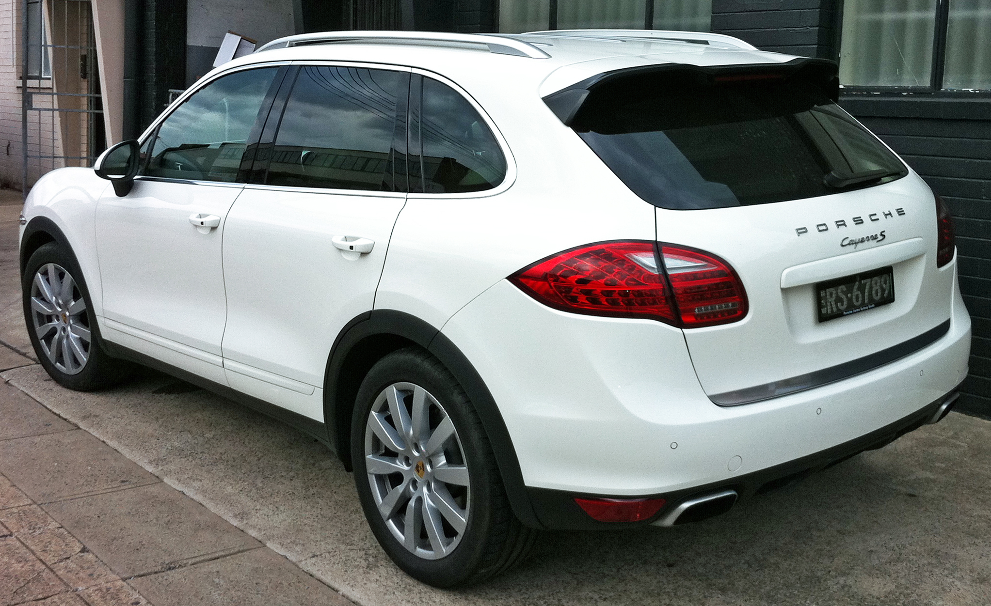 Porsche Cayenne Accounts For 447 Of Brands US Sales  The Truth