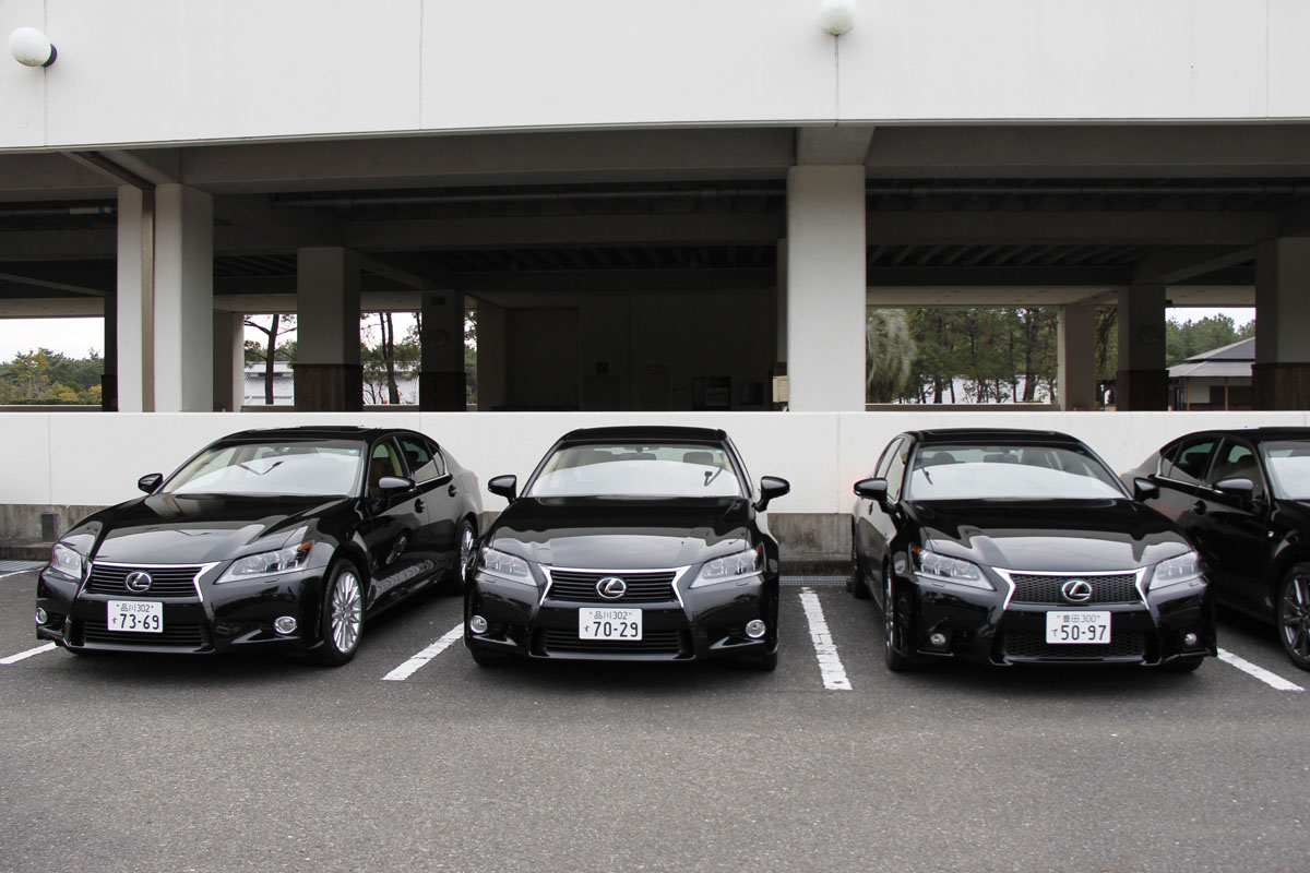Re: CarandDriver: 2012 Audi A6 Vs. 2013 Lexus GS