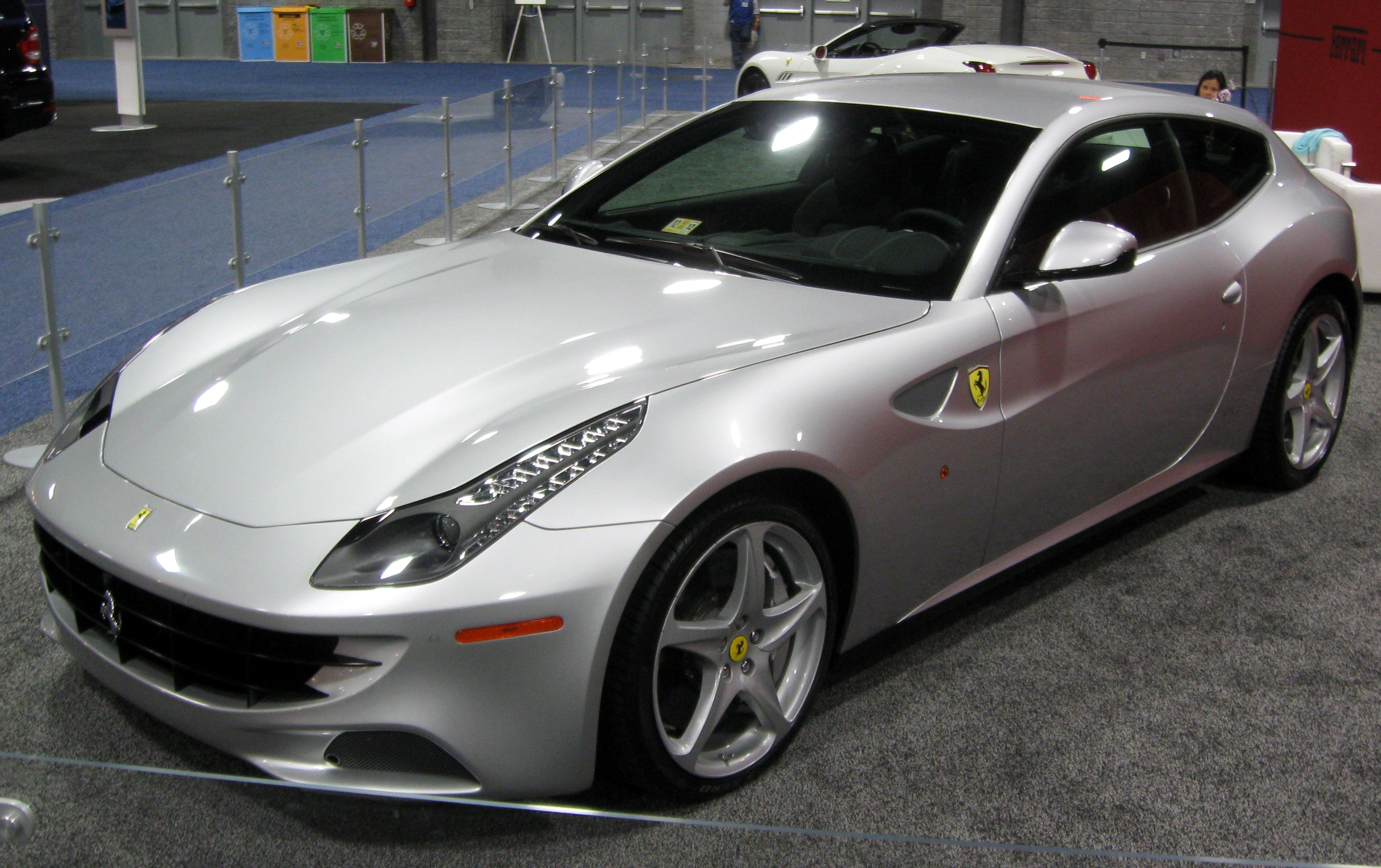 ferrari news used rear where releases t cars seats get commercial